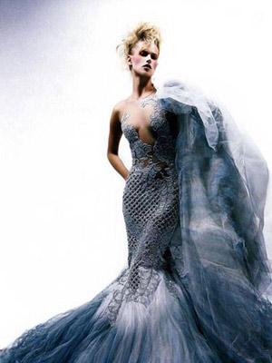 Avant-garde innovative wedding ceremony wedding style - Evening Dresses